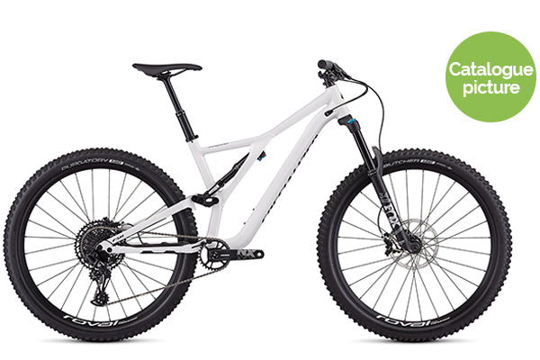 2019 Stumpjumper FSR Comp 29 - White