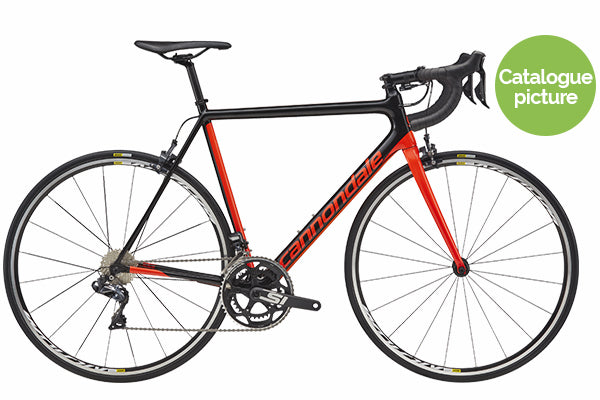 2018 SuperSix EVO Ultegra DI2 - Black