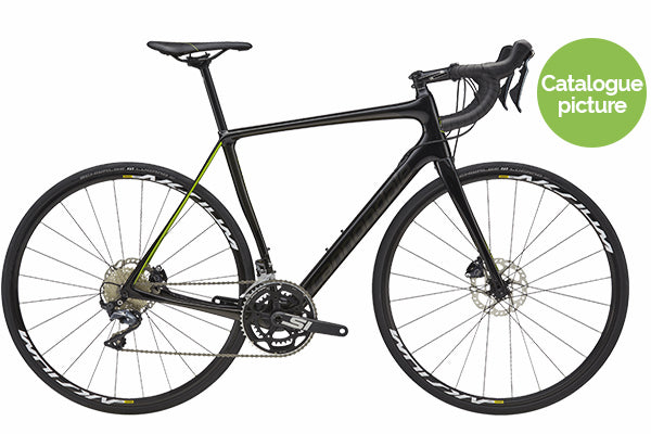 2018 Synapse Carbon Ultegra Disc - Black
