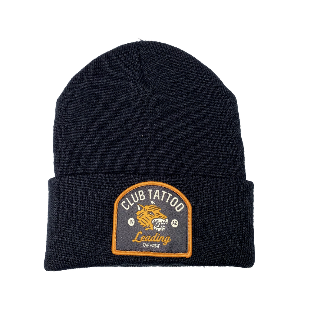 Leading the Pack Beanie - Club Tattoo