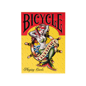 Bicycle x Club Tattoo Playing Cards