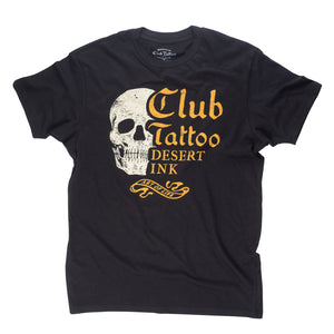 Black Flag Tee - Club Tattoo