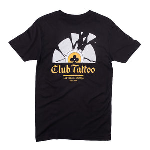 Records Tee - Club Tattoo