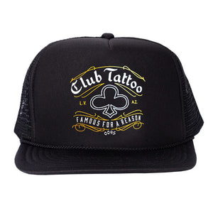 Distilled Hat - Club Tattoo