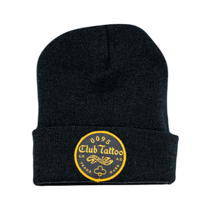 Art of Life Beanie - Club Tattoo