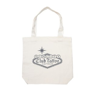 Sin City Tote Bag - Club Tattoo