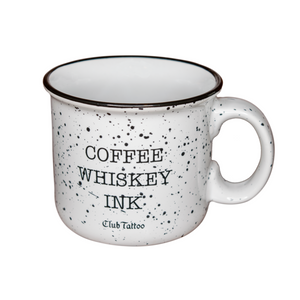 Coffee Whiskey Ink Mug - Club Tattoo