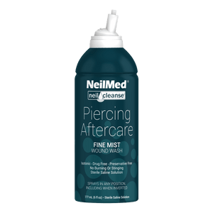 NeilMed Piercing Aftercare - Club Tattoo