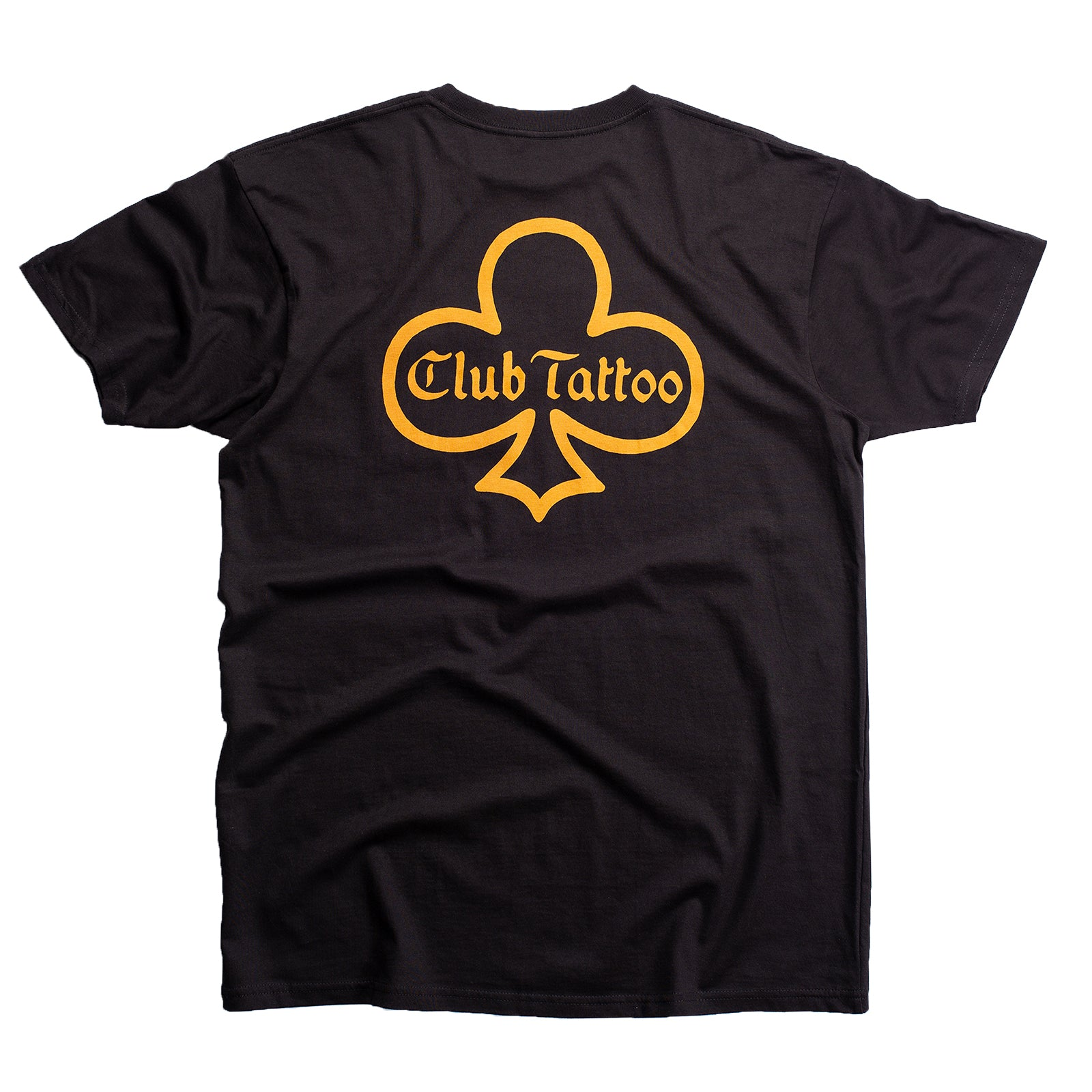 Men's Hand Drawn Tee - Club Tattoo