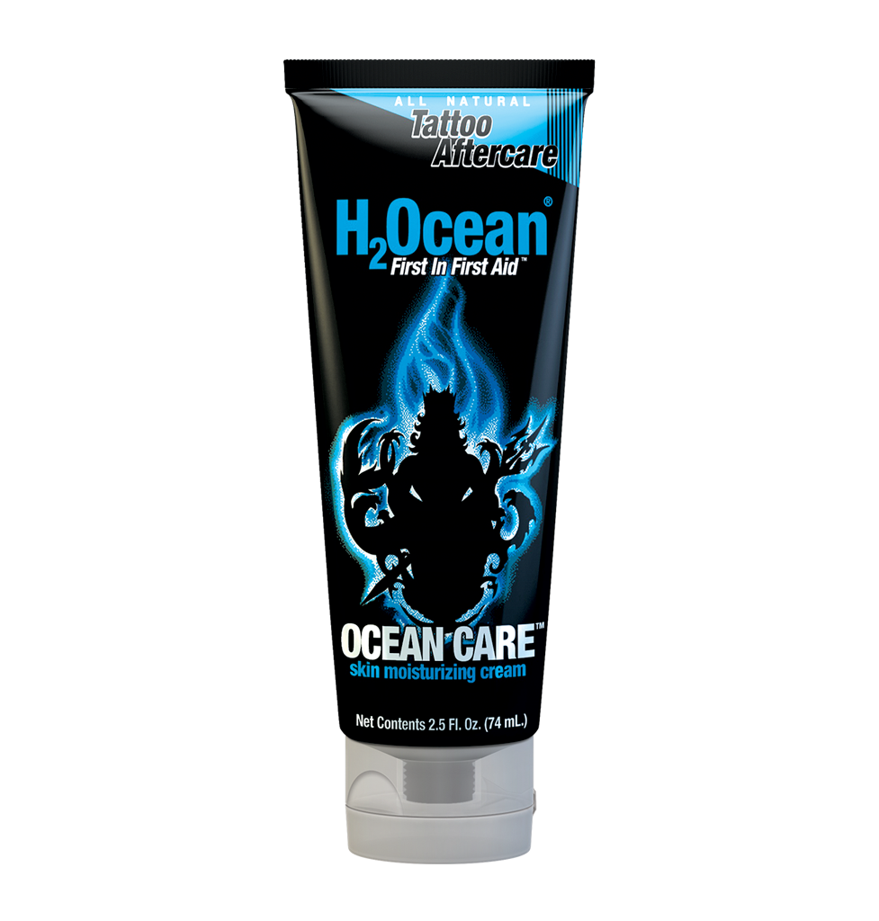H2Ocean All Natural Tattoo Aftercare - Club Tattoo