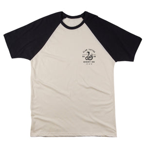 Rattler Raglan Tee - Club Tattoo