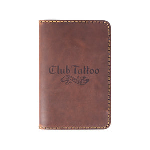 Leather Field Journal Wallet