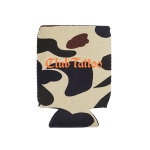 Club Tattoo Koozie - Club Tattoo