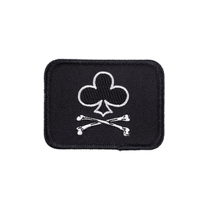 Club and Bones Patch