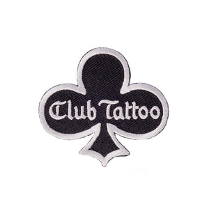 Hand Drawn Patch - Club Tattoo