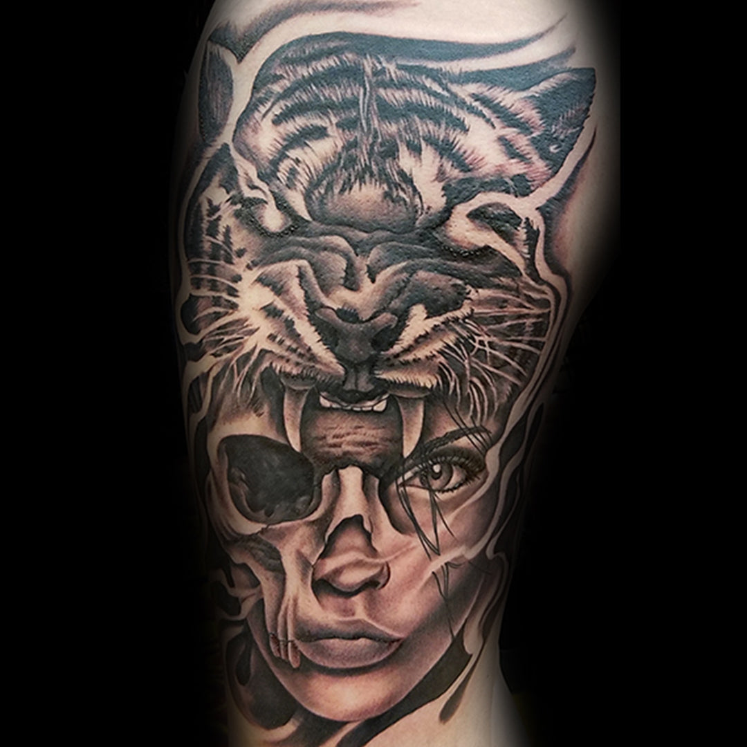 Tattoo in Club Tattoo Scottsdale, Arizona