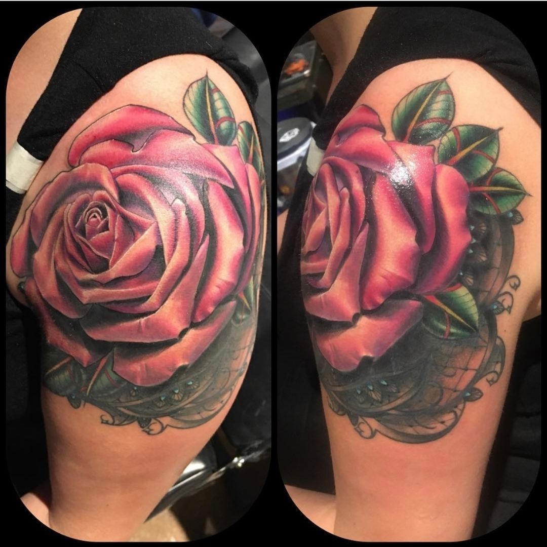 Club Tattoo Guest  Artist in Las Vegas Nevada at CLub Tattoo
