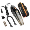 HIKEREN Car Corded Hand Portable Vacuum Cleaner H-007MT