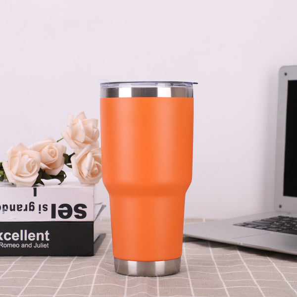 Stainless Steel Cup With Lid Vacuum Insulated Tumbler