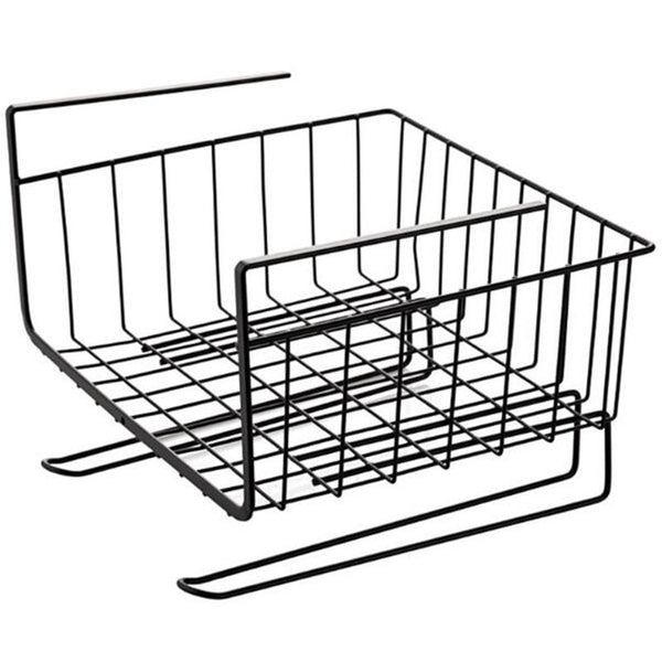Shelf Under Cabinet Or Table Basket Wire Rack Hanging Storage Baskets Home Supplies