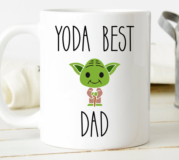 Baby Yoda Mug Ceramic Coffee Milk Cup