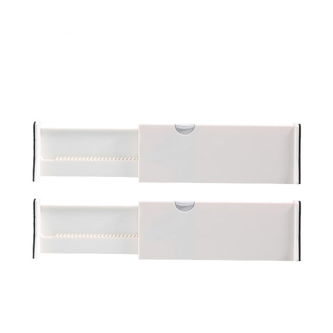 2 Pcs Drawer Dividers Organizing Silverware and Cutlery