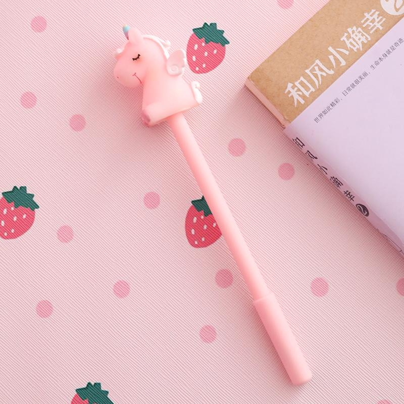 Unicorn Ballpoint Pen Office School Supplies Student Gift Pens Notebook Pen