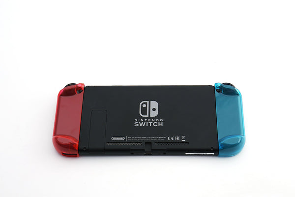 Switch Split Protective Shell Protect Case Glow In Dark