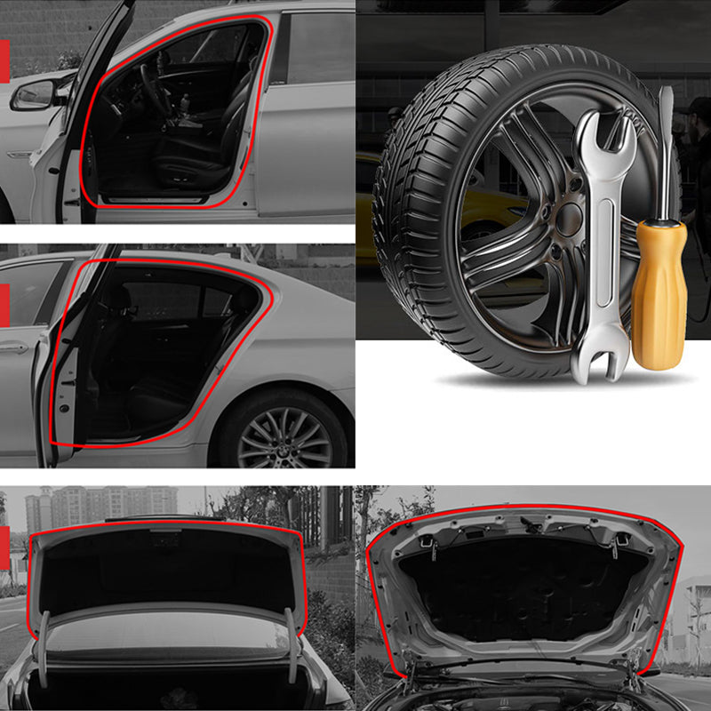 B Shape Car Rubber Seal Strips 50 Discount Today