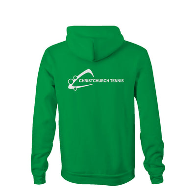 Christchurch Tennis Club Adults Classic Unisex Pullover Hoodie