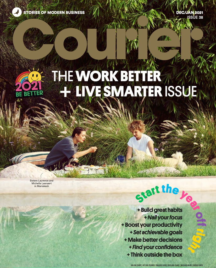 Courier Magazine January 2021