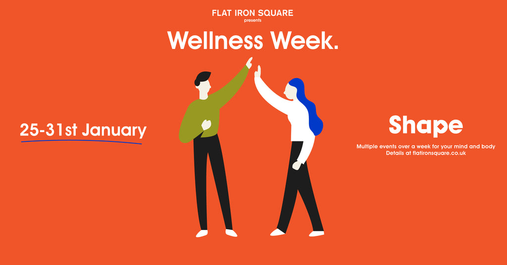 FREE Guided Meditation Evening with Lily at FLAT IRON SQUARE for #shapeLDN