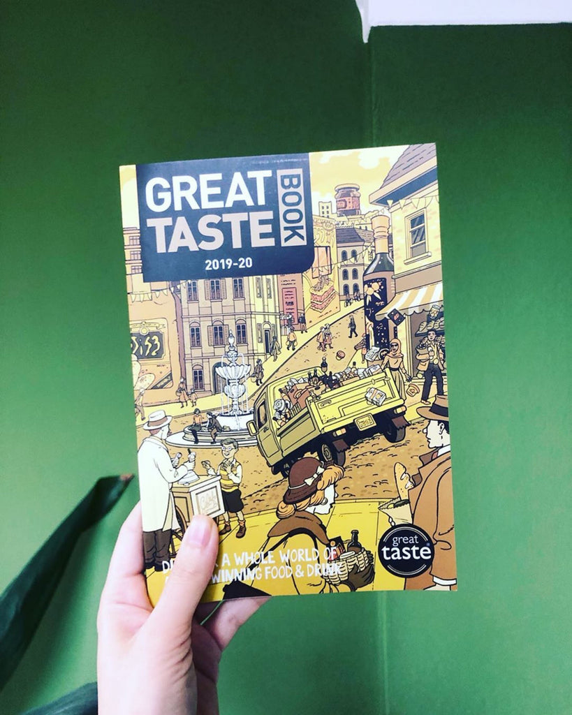 Great Taste Book 2020