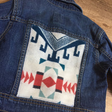 Load image into Gallery viewer, Girl's Small (6) Denim Jacket