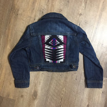 Load image into Gallery viewer, Girl's XS (4/5) Denim Jacket
