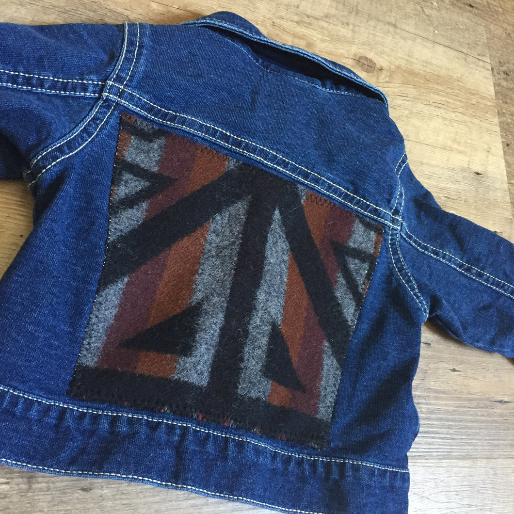 Faded Glory 0-3 Month Denim Jacket