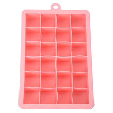 Load image into Gallery viewer, Large 24 Grids Silicone Ice Tray