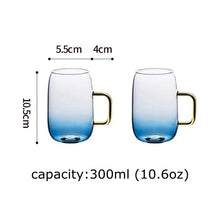 Load image into Gallery viewer, 1500ml Glass Water Pitcher