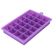 Load image into Gallery viewer, Silicone Ice Tray (24 Cubes)