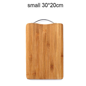 Bamboo Chopping Blocks (Non-slip)