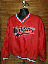 Load image into Gallery viewer, L - Cleveland Indians Starter Windbreaker