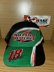 Interstate Batteries Nascar Hat