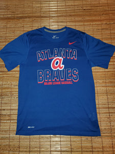 M - Alanta Braves Nike Dri-fit Shirt