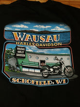 Load image into Gallery viewer, L - 2001 Harley Davidson Wausau WI Shirt