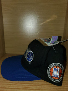 Vintage Orlando Magic Fitted Hat
