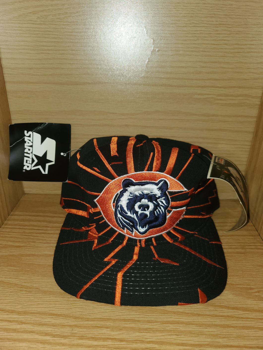 Vintage Chicago Bears Collision Hat