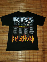 Load image into Gallery viewer, M - 2014 Kiss & Def Leppard Summer Tour Shirt