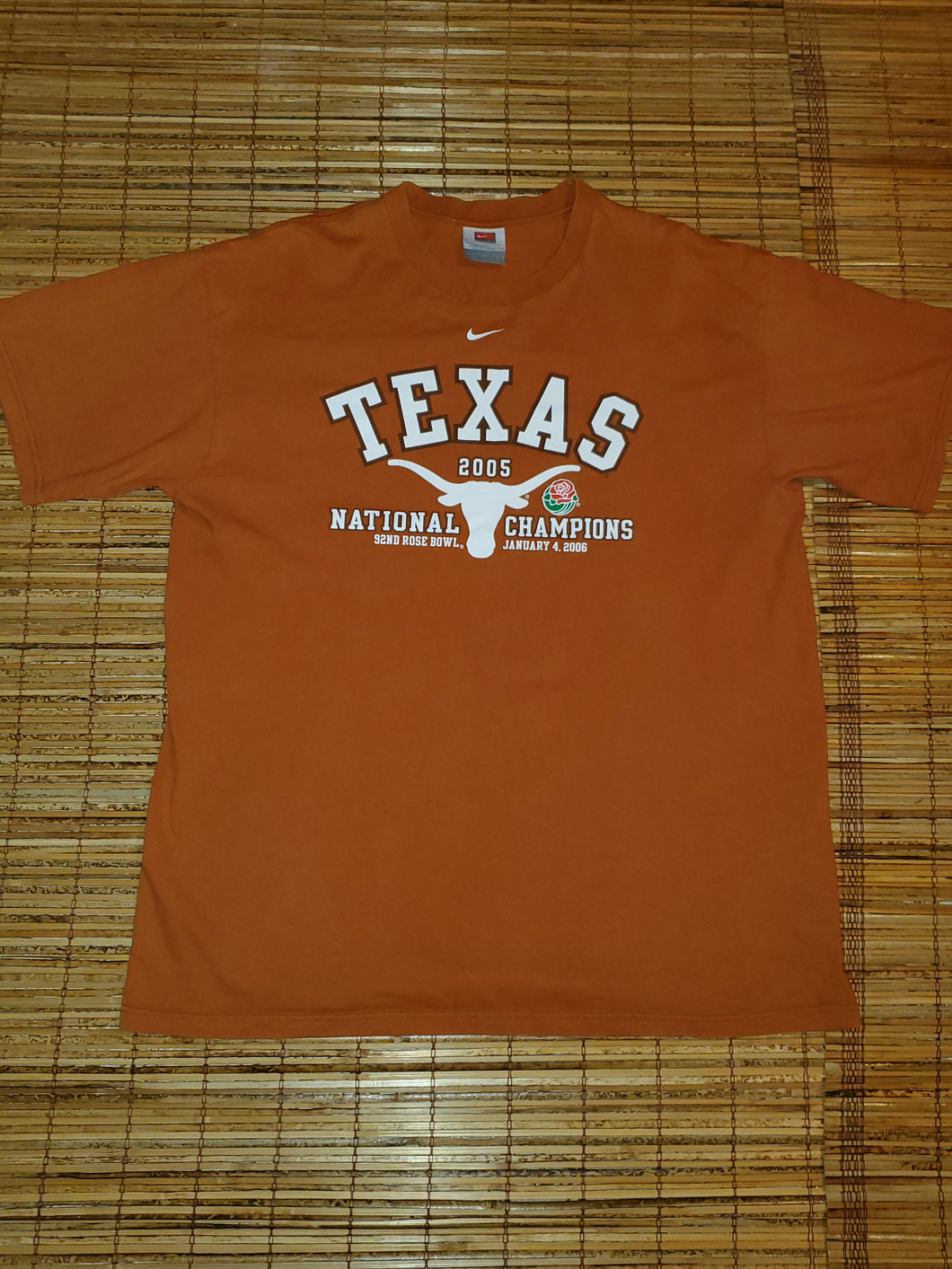 L - Nike Texas Longhorns 2005 Shirt