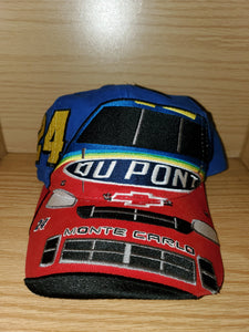 Jeff Gordon Racing Hat