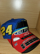 Load image into Gallery viewer, Jeff Gordon Racing Hat